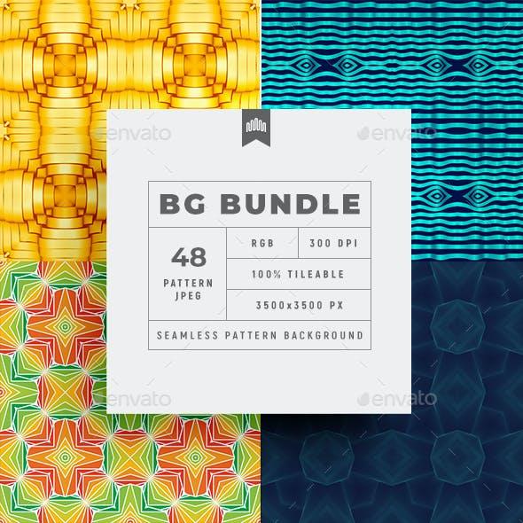 Bundle - Seamless Pattern Background V.1
