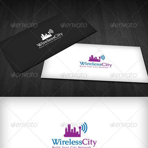 Wireless City Logo