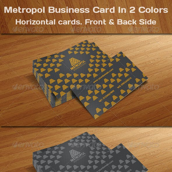 Metropol Business Card