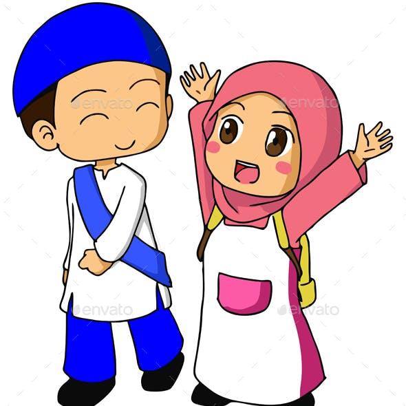 Islamic Children