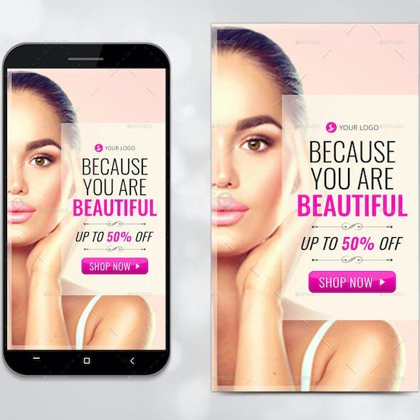Instagram Beauty Stories