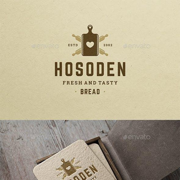 Vector Design Of Bakery Company
