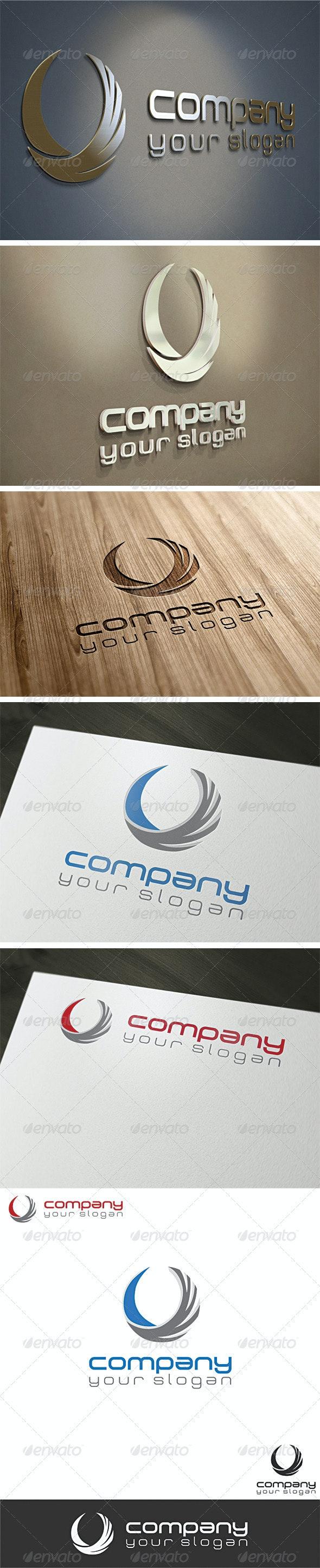 Agency Logo Template - Vector Abstract