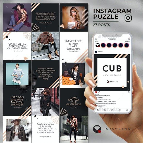 Cub - Instagram Puzzle