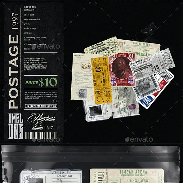 Postage Pack