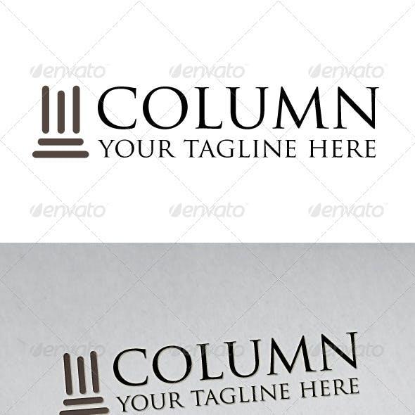 Column Logo