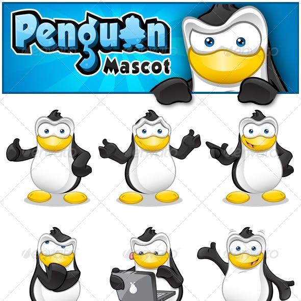 Penguin Mascot Series 1