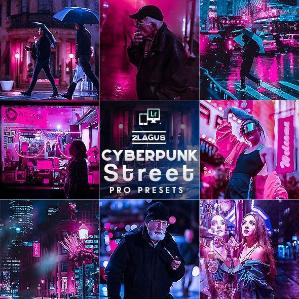 Cyberpunk Street Presets (Mobile & Desktop)