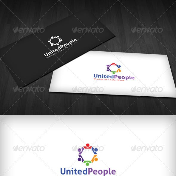 United People Logo