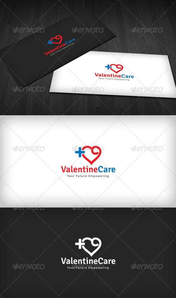 Valentine Care Logo - Humans Logo Templates