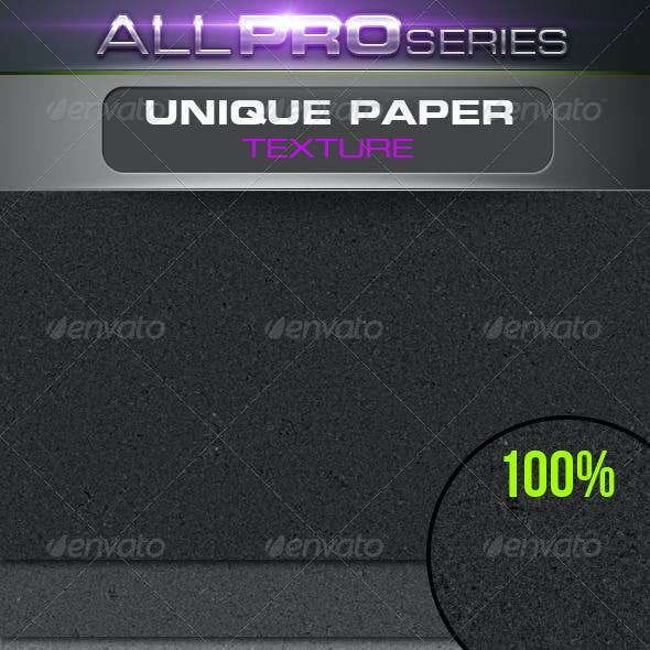 Unique Paper Texture