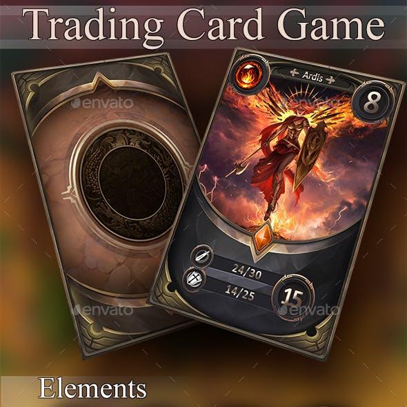 TCG Card Template Vol.2
