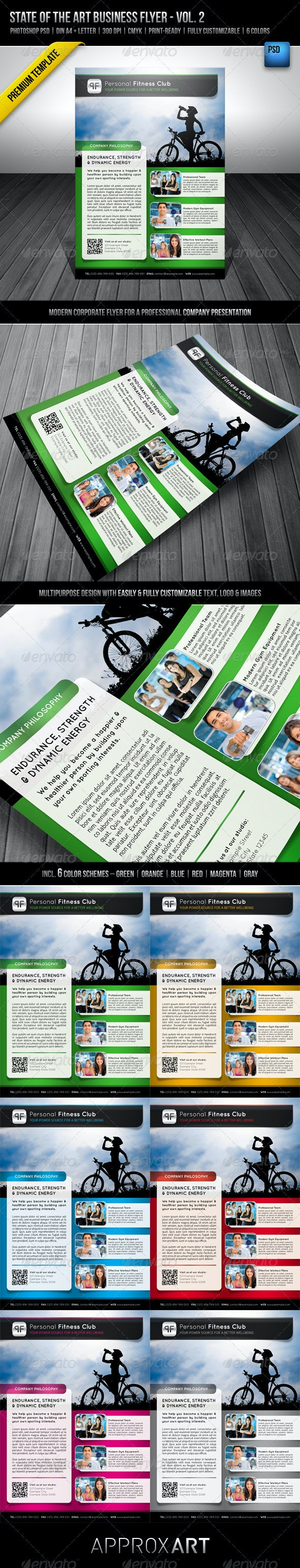State of the Art Business Flyer - Vol. 2 - Corporate Flyers