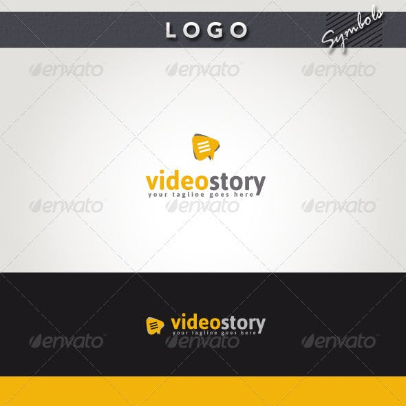 Video Story Logo