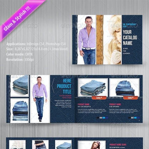 Clothing Product Catalog