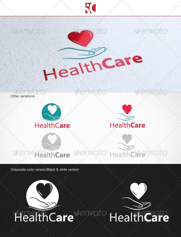 Health Care Logo Template - Symbols Logo Templates