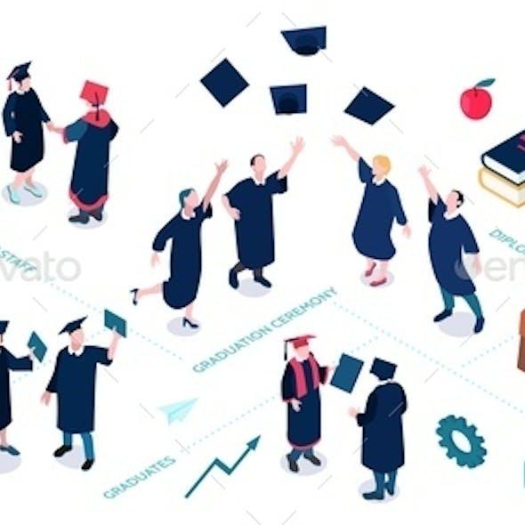 Graduating Students Flowchart