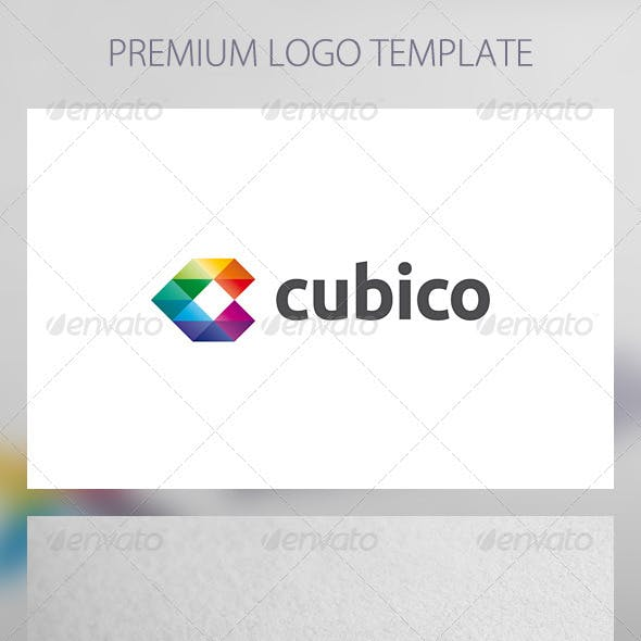 Cubico - Abstract Logo Template