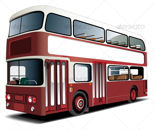Double-decker bus - Industries Business