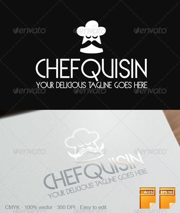 Chef Quisin Logo - Humans Logo Templates
