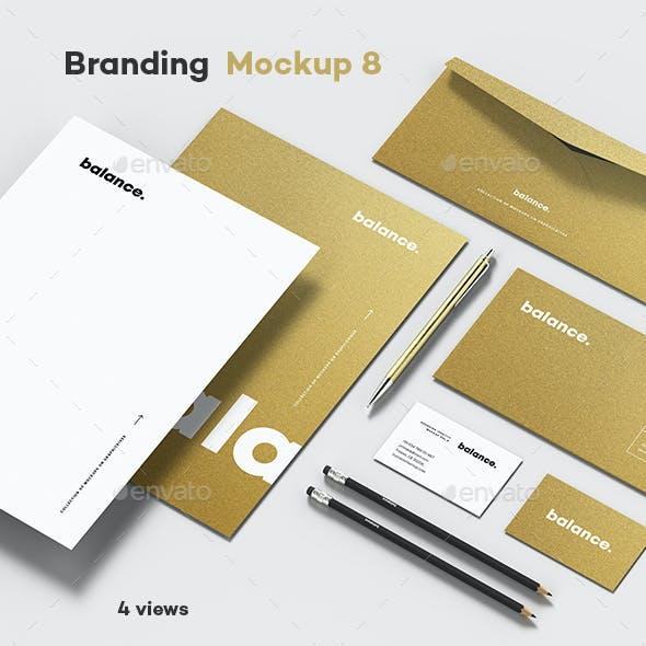Branding Identity Mock-up 8