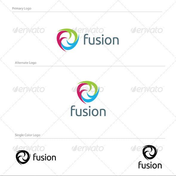 Abstract Fusion Logo Design - ABS-031