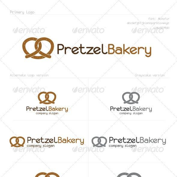 Pretzel Bakery Logo