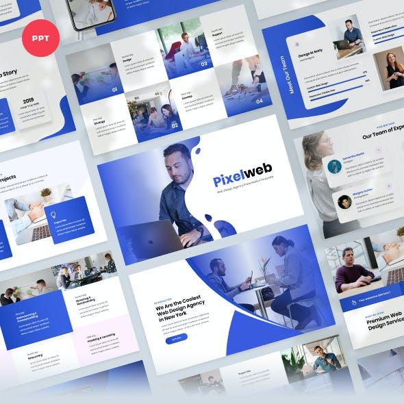 Web Design Agency Presentation Template
