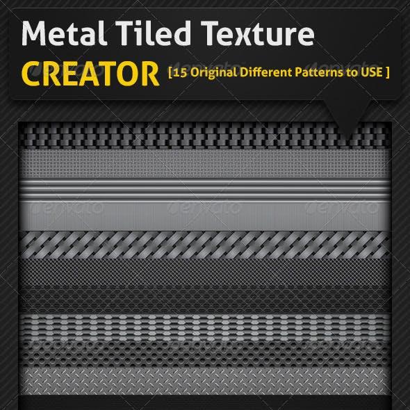Metal Tiled Texture Creator
