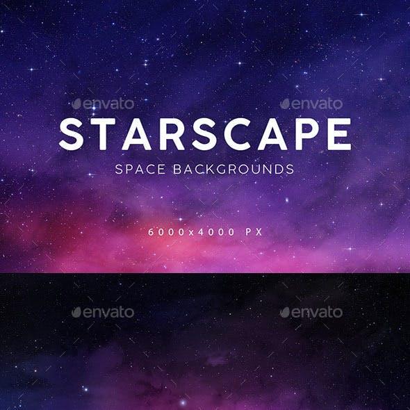 Starscape Backgrounds 2