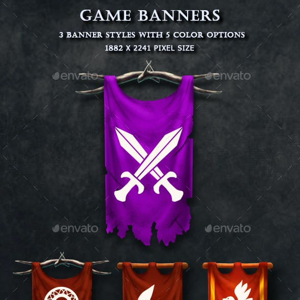 Game Banners