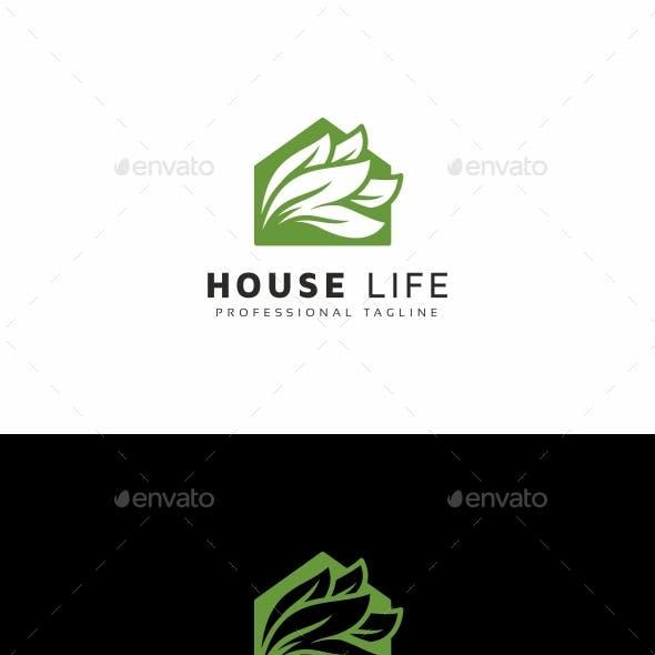 House Life Logo