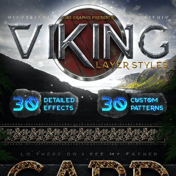 Viking Layer Styles