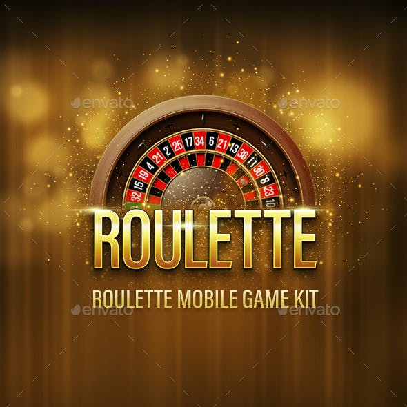 Roulette Mobile Game Kit