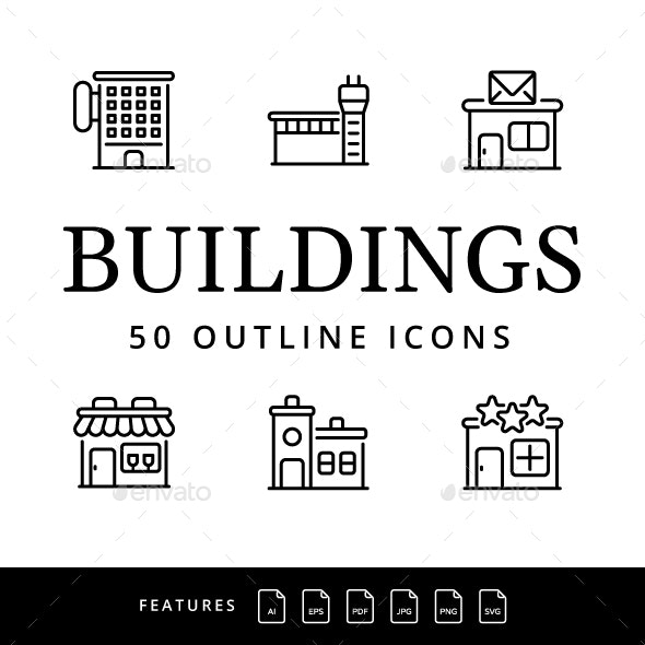 Building - Buildings Objects