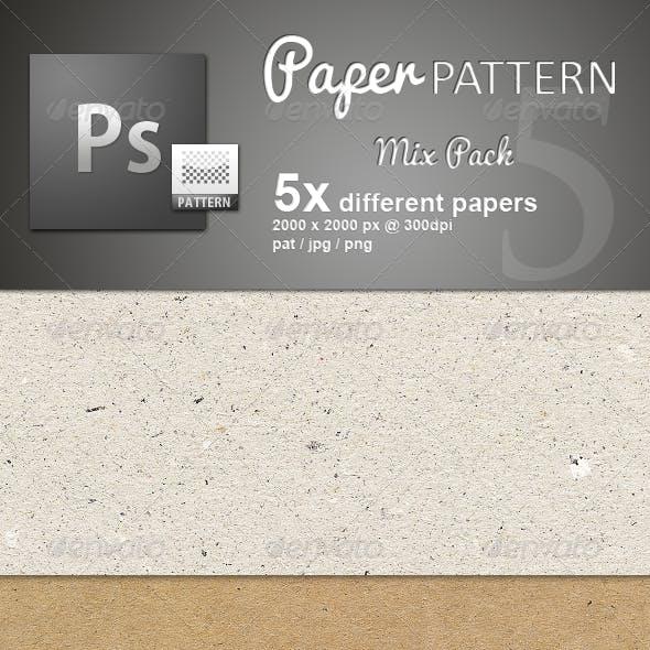 Paper Pattern MIX