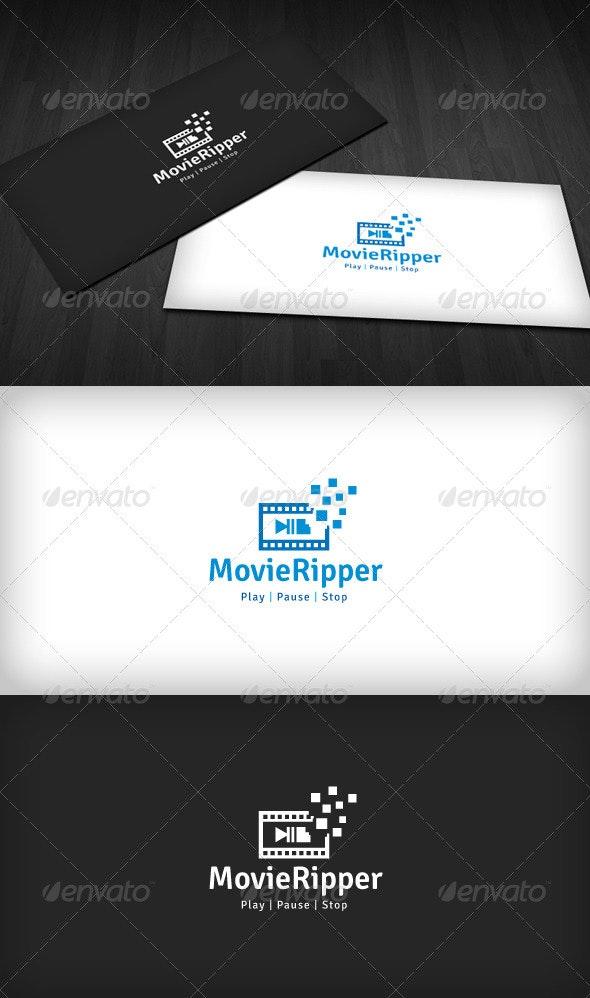 Movie Ripper Logo - Objects Logo Templates