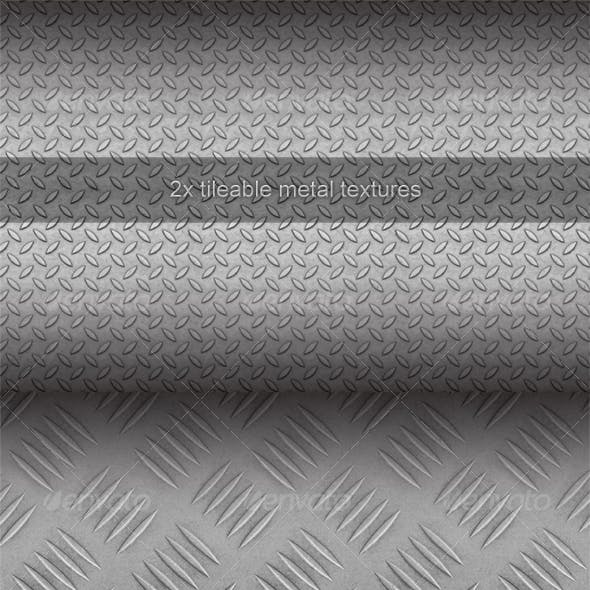 Tileable Metal Texture Pack