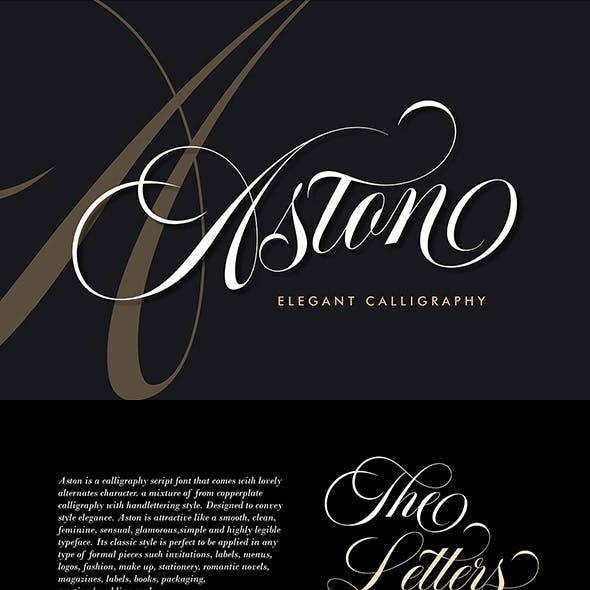 Aston Script Pro
