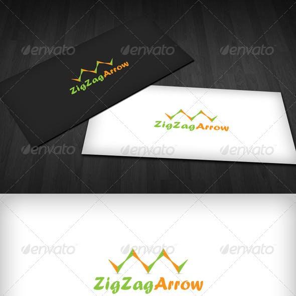 ZigZag Arrow Logo