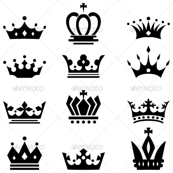 Crowns design - Animals Characters