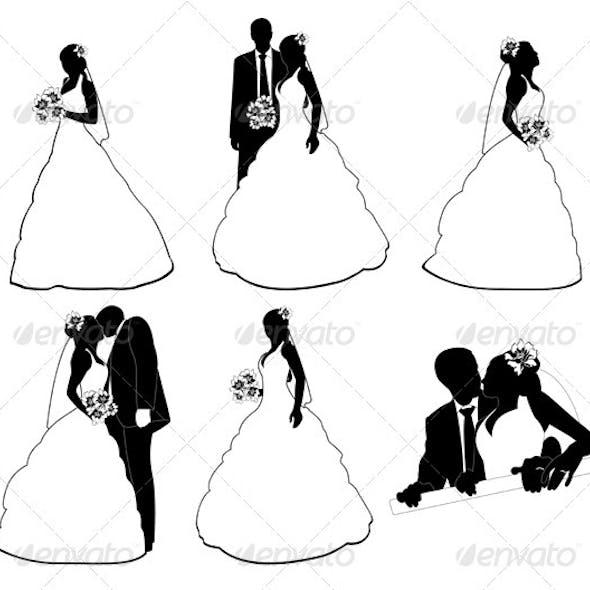 Wedding pairs