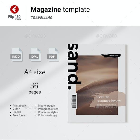 Sand Magazine