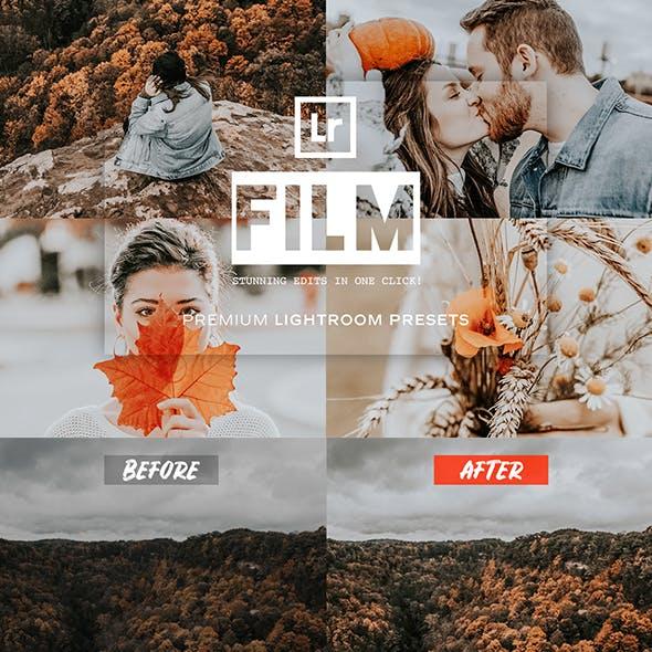 Film Lightroom Presets