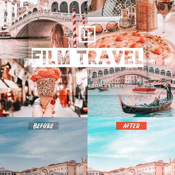 Film Travel - Lightroom Presets