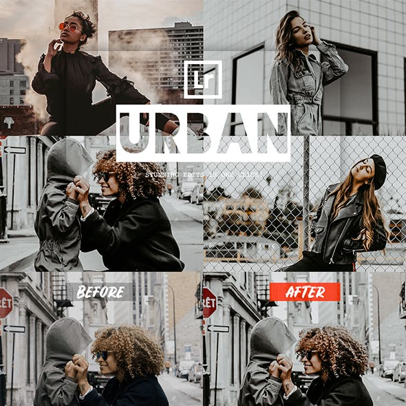 Urban - Lightroom Presets