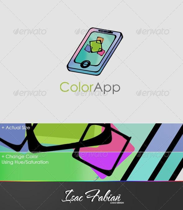 Color App Logo Template - Symbols Logo Templates