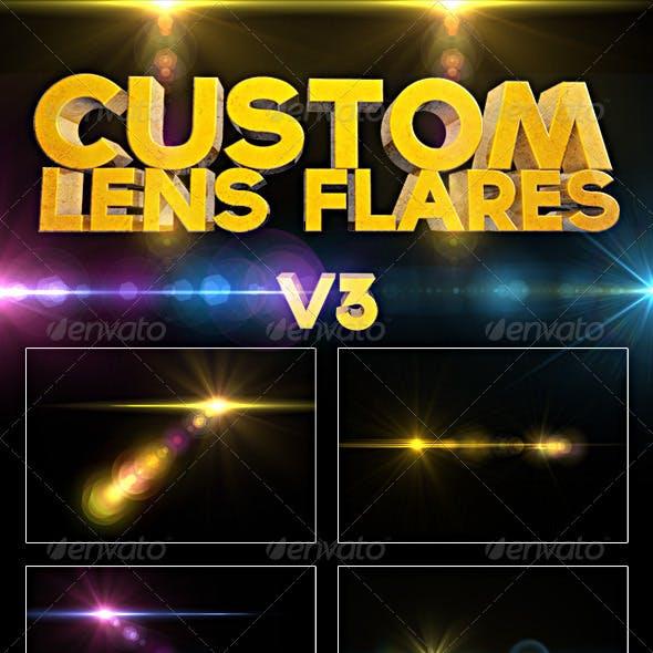 Custom Lens Flares V3