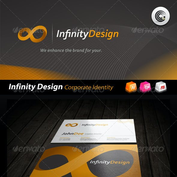 Infinity Design Corporate Identity