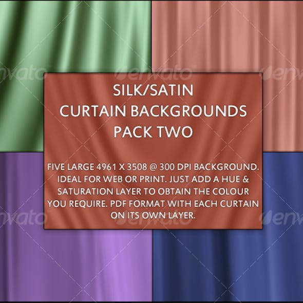 Silk/Satin texture Background Pack Two